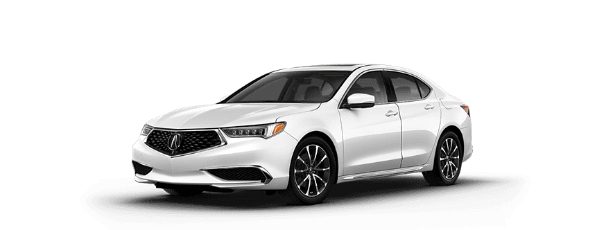 2020 Acura TLX V-6 with Technology Package