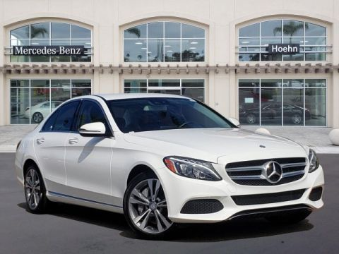 Pre-Owned 2016 Mercedes-Benz C-Class