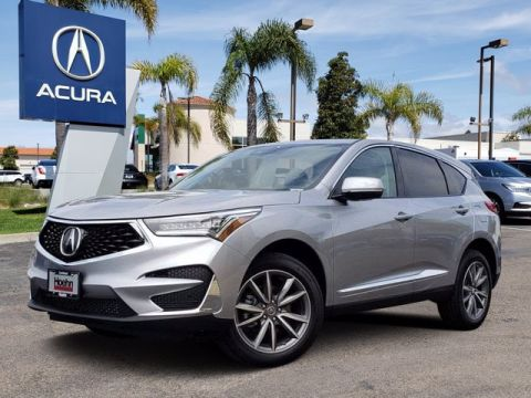 2019 Acura RDX TECH with Technology Package