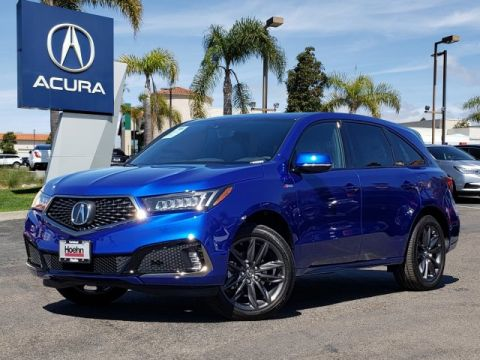 2020 Acura MDX SH-AWD with A-Spec Package