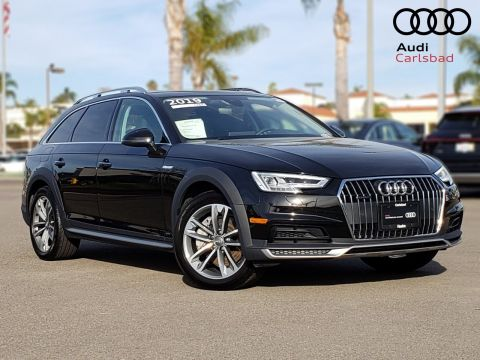Pre-Owned 2019 Audi A4 allroad 2.0T Premium Plus