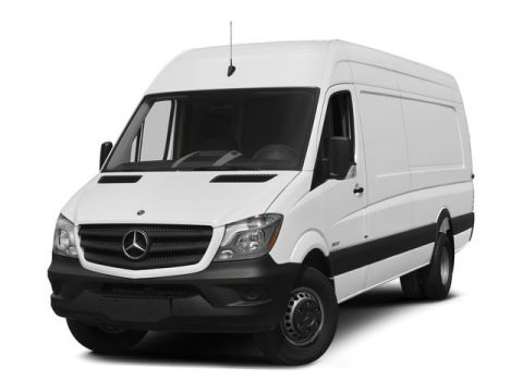 2015 Mercedes-Benz Sprinter Cargo Vans